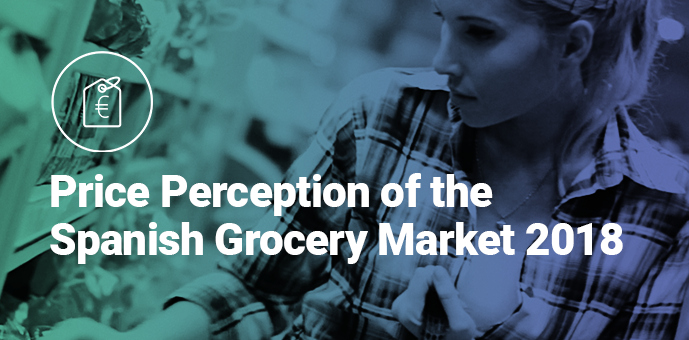 Price perception in the Spanish grocery market