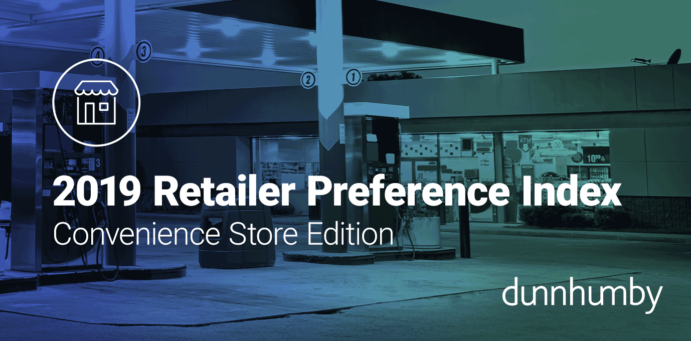dunnhumby Retailer Preference Index 2019: Convenience Channel Edition