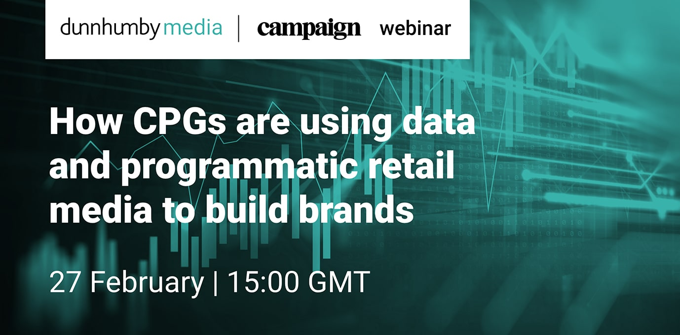 How CPGs are using data and programmatic retail media to build brands