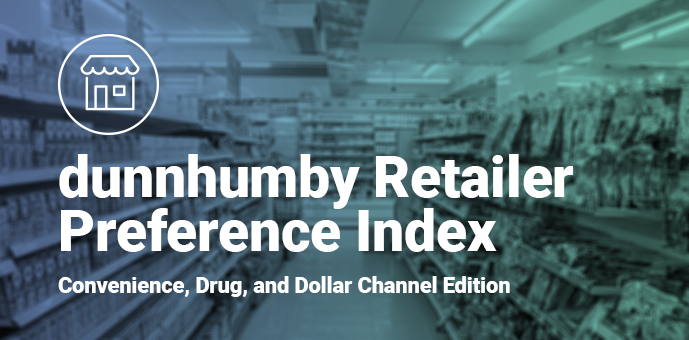 dunnhumby Retailer Preference Index 2018: Convenience, Drug, and Dollar Channel Edition