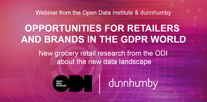 Webinar On Demand: Opportunities for retailers and brands in the GDPR world