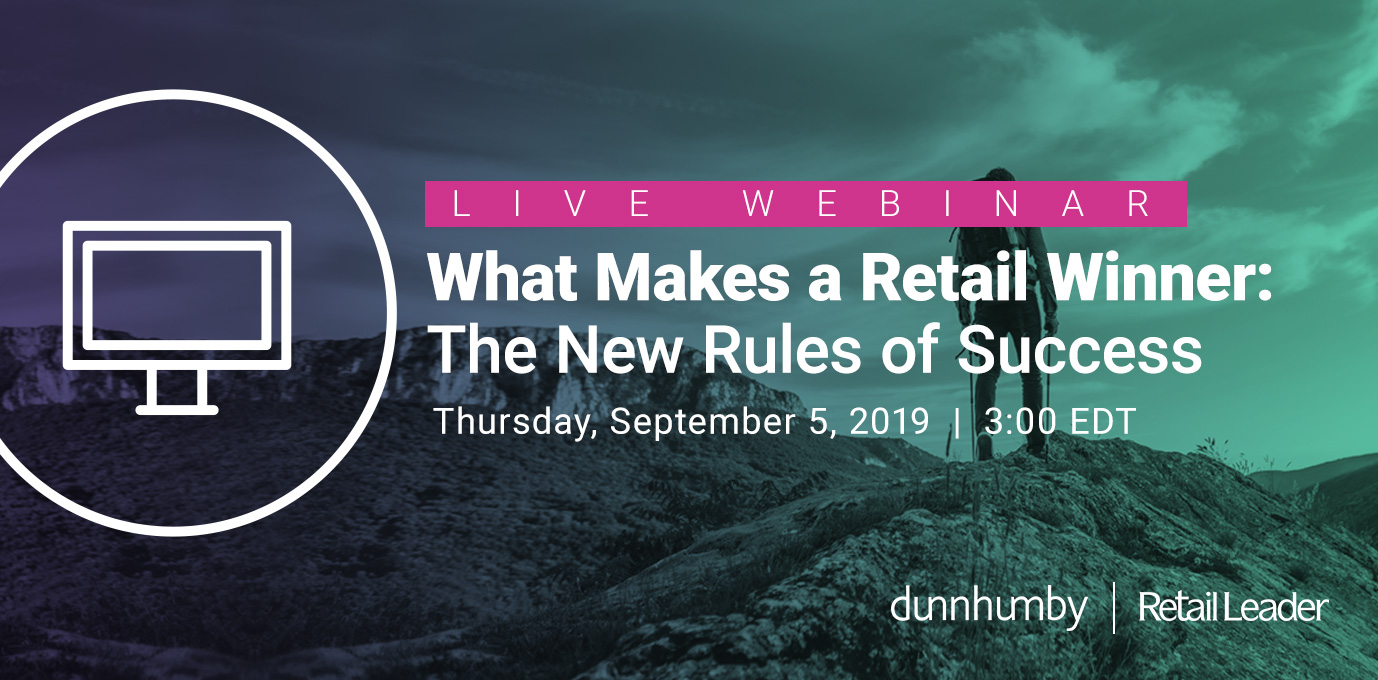 Webinar On Demand | What Makes a Retail Winner: The New