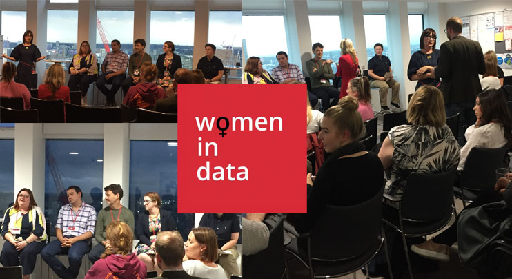 Women in Data wrap up
