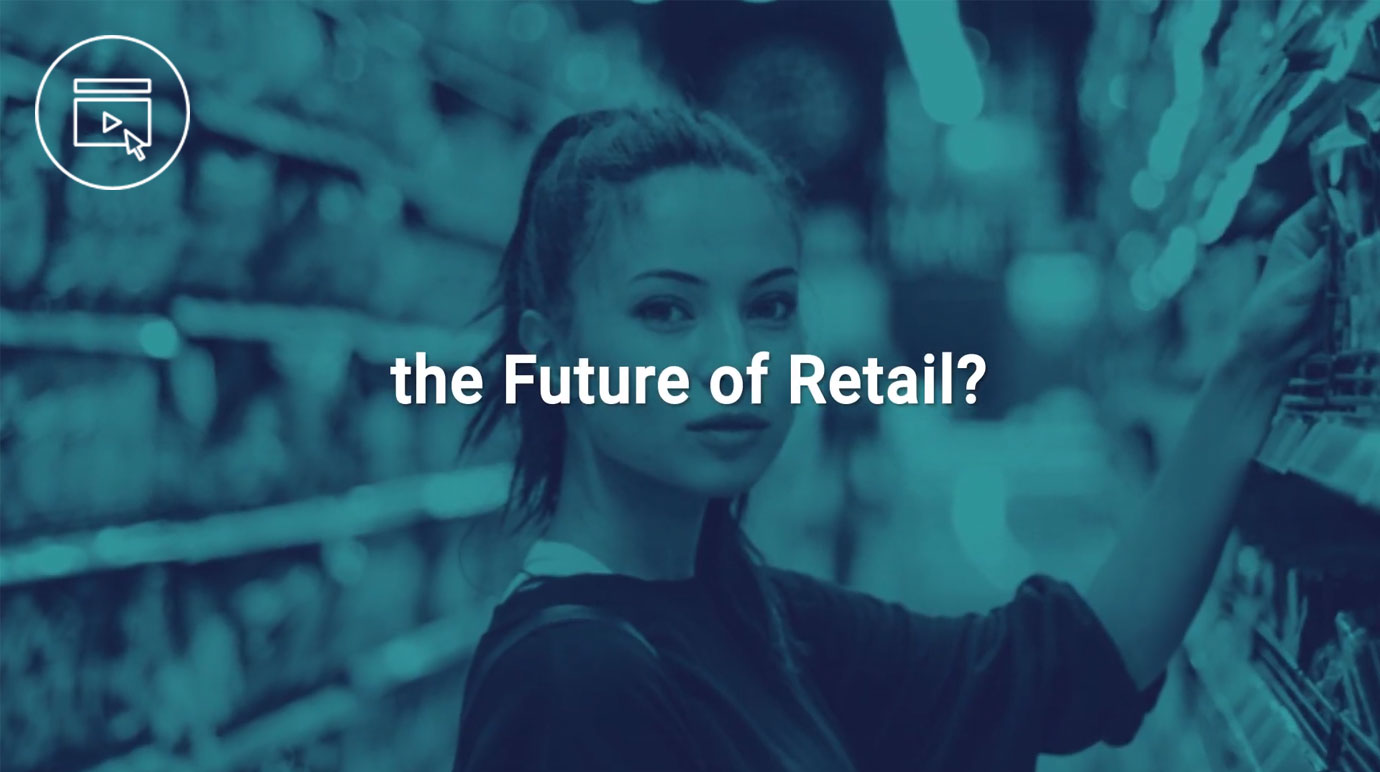 technology change shopping experience - future retail