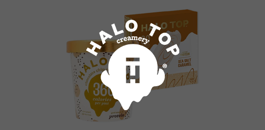 Bringing 'healthy ice cream' to the UK through a multichannel launch with Tesco