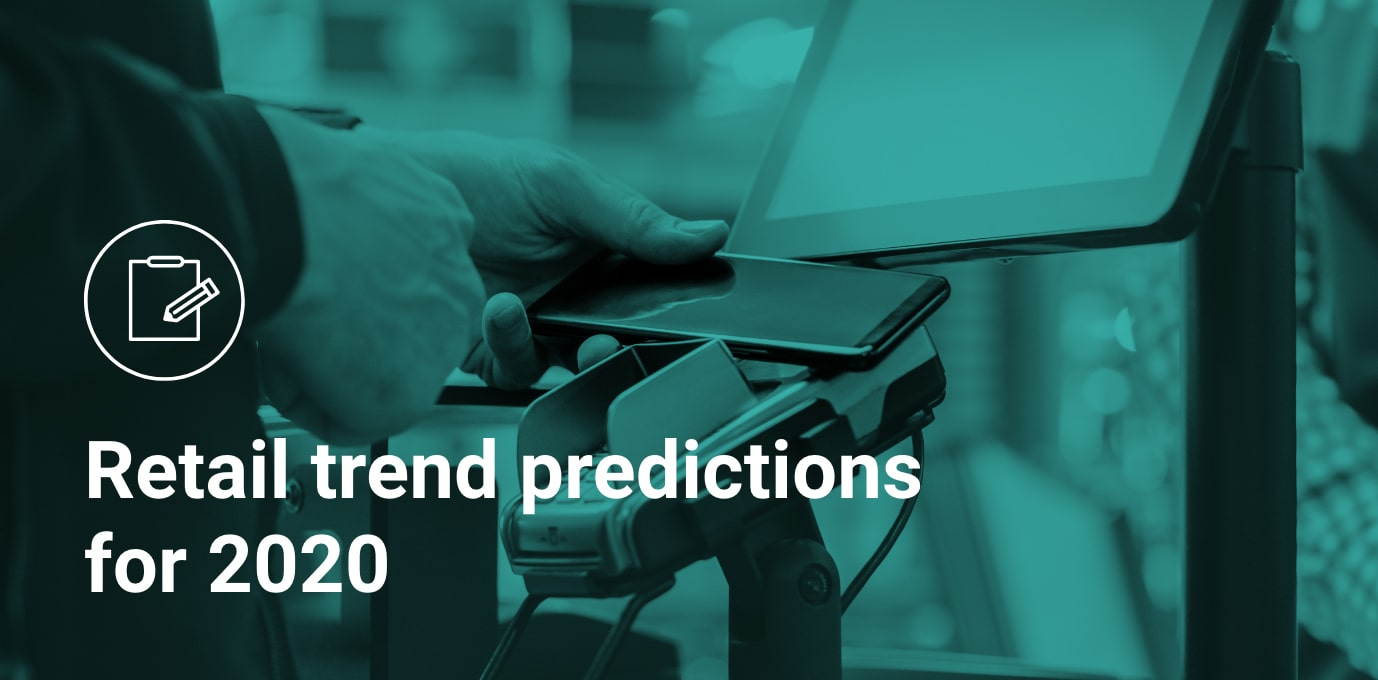 Retail trend predictions for 2020 - become venture capitalist