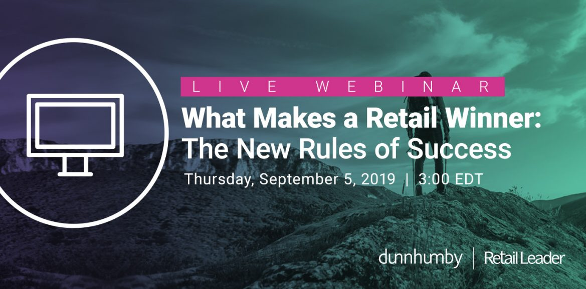 Webinar On Demand | What Makes a Retail Winner: The New Rules for Success