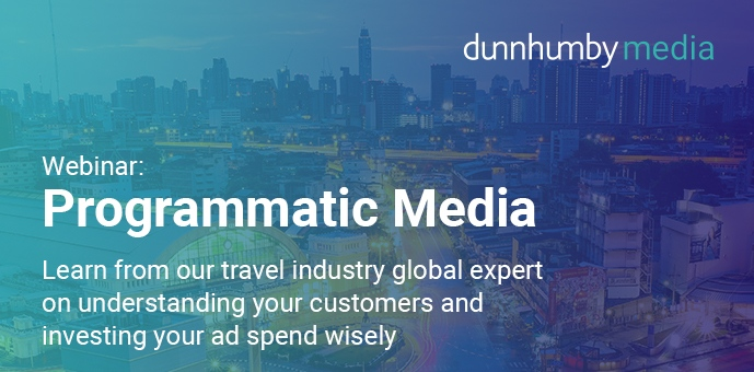 Webinar On Demand: Learn from our travel industry global expert on understanding your customers and investing your ad spend wisely