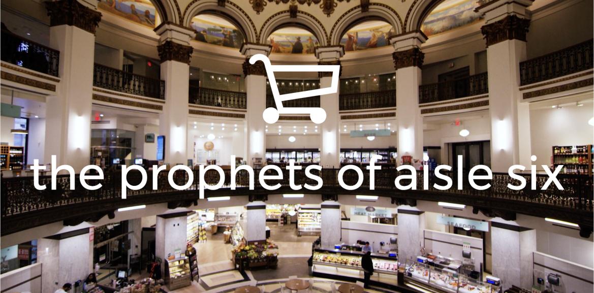 Prophets of Aisle Six, Episode 2: Heinen's Fine Foods