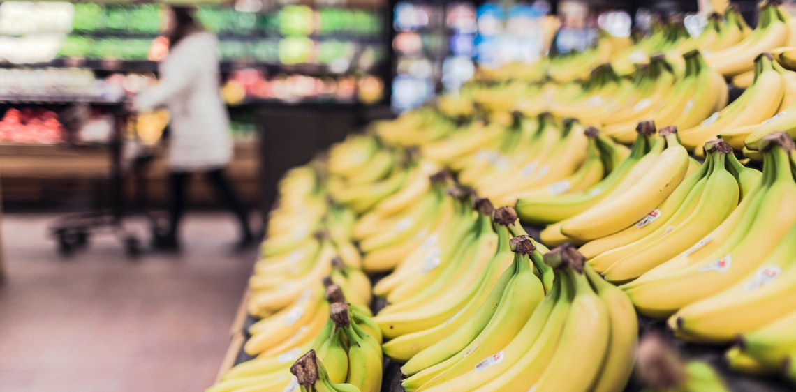 Nudging shoppers towards a healthier lifestyle