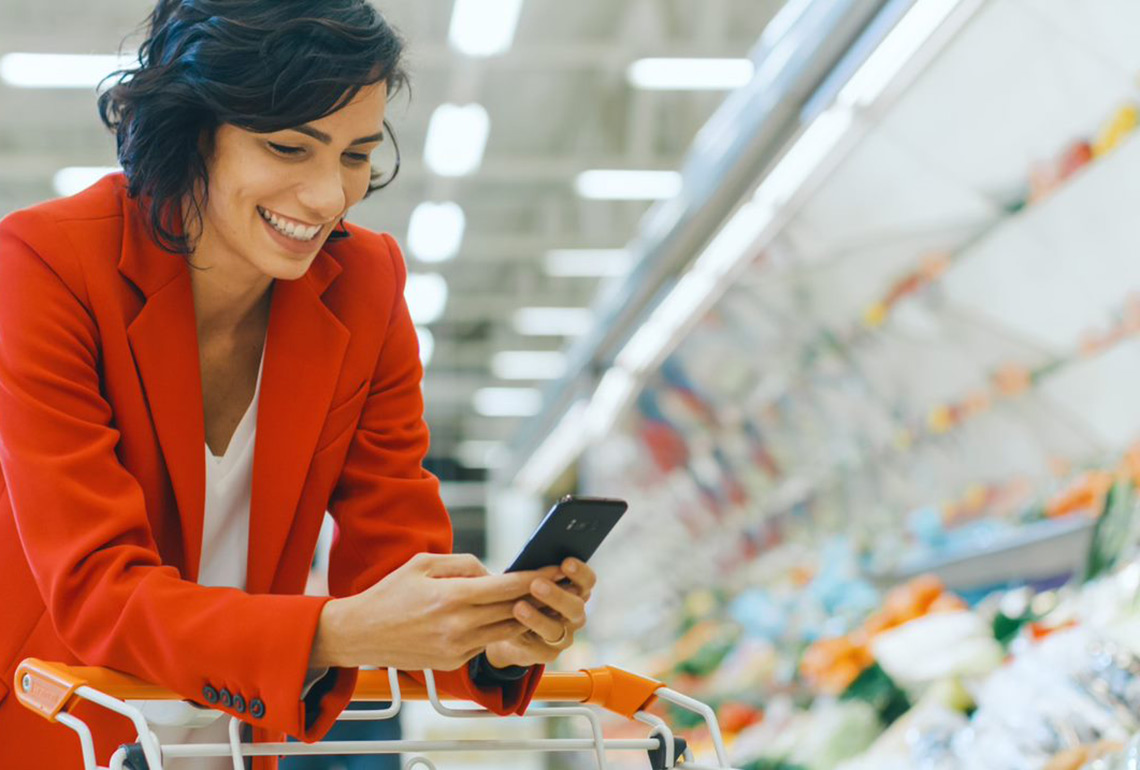 Create exceptional shopping experiences